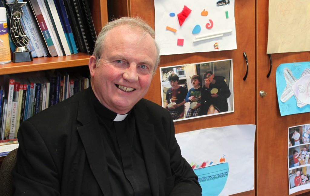 Bishop Donal McKeown (2)