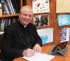 Bishop Donal McKeown