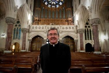 Bishop William Crean of Cloyne.