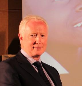 Éamonn Meehan, Trócaire's Executive Director