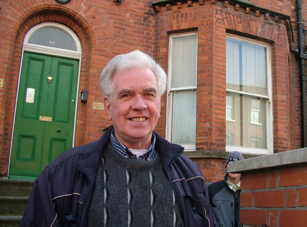 Fr Peter McVerry, SJ