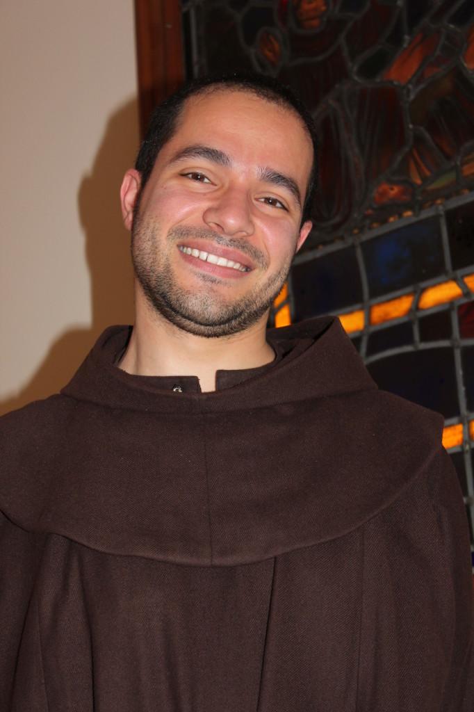 Friar Alessandro Brustenghi.