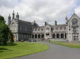 Kieran's college