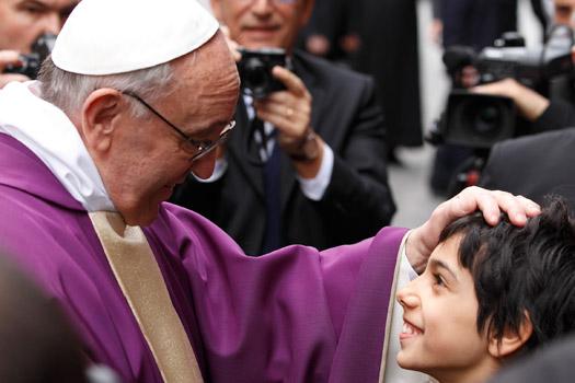 Pope Francis - St Joseph