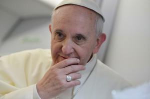BRAZIL-POPE-WYD-DEPARTURE