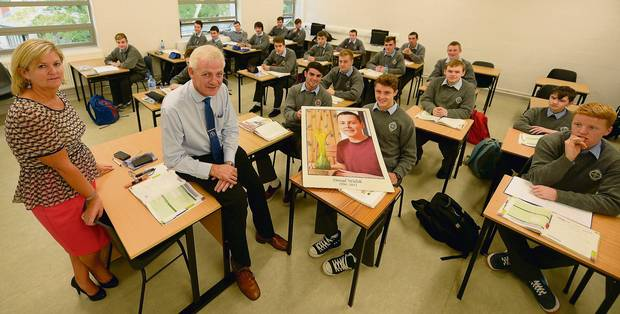 Fionnbar Walsh, father of Donal. Courtesy: Independent.ie