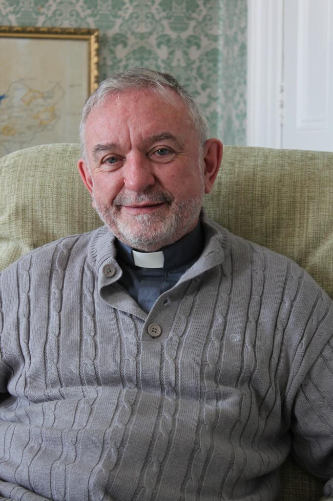 Bishop Kieran O'Reilly, SMA.