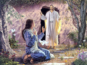Jeus Resurrection is his promise for the rest of us.