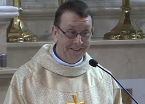 A singing surprise - Fr Ray Kelly
