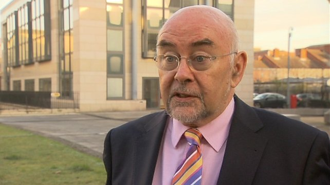 Minister for Education, Ruairi Quinn. Photo: RTE.