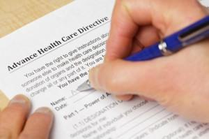 Advanced Healthcare Directive