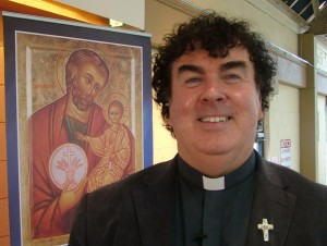 Fr Willie Purcell, National Coordinator for Diocesan Vocations in Ireland.