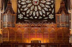 Ruffati Organ, College Chapel, Maynooth.