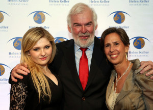 Tom Arnold - Helen Keller Award
