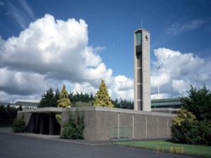 Church of Our Lady, Queen of Heaven, Dublin Airport