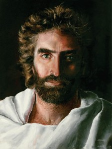 The image that most closely resembles the Jesus Colton saw.