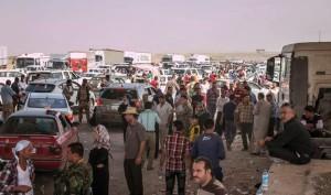 Mosul in Iraq. Photo courtesy: ninofezzacinereporter.blogspot.it