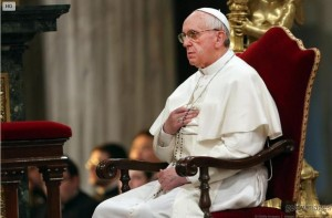 Pope Francis and the rosary