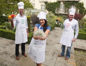 SOPRANO AND SPORTS STARS BACK MISSION COOK OFF