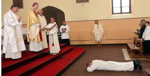 Fr Sean Hyland is ordained