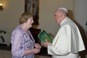 Maura Hyland_Pope Francis_ICCA