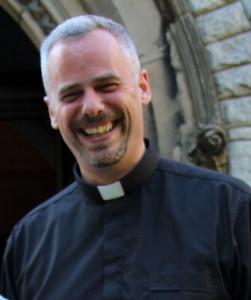 Rev Andrew McCroskery