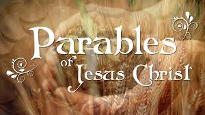 parables of JC