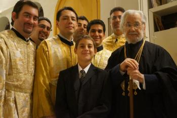 Helping the Patriarch make good liturgy