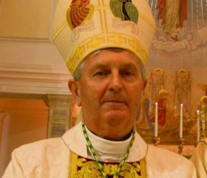 Bishop Michael Smith of Meath.