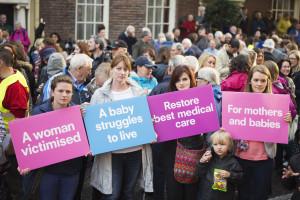 Equal Care Vigil