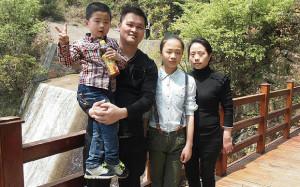 Chinese pastor, Huang Yizi. Photo courtesy: The Telegraph