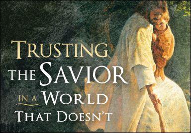 I trust jesus