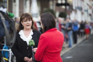 PLC Legal Advisor Caroline Simons at Equal Care Vigil