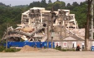 Sanjiang Church demolished_0