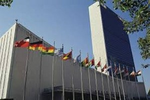 United Nations Headquarters, New York.