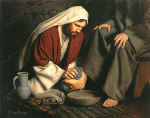 humble Jesus