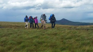Magis 2014 pilgrimage to Glendalough