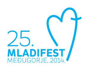 medjugorje logomladifest2014web