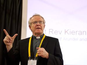 Bishop Kieran Conry