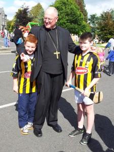 Cardinal Dolan - hurley