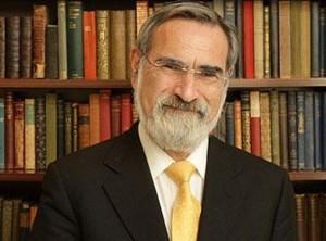Chief Rabbi, Jonathan Sacks