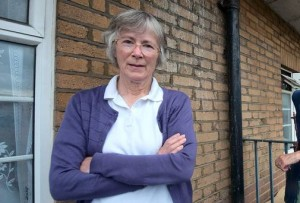 Sr Christine Frost. Pic courtesy - Irish Independent