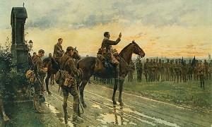 The Last General Absolution of the Munsters at Rue du Bois