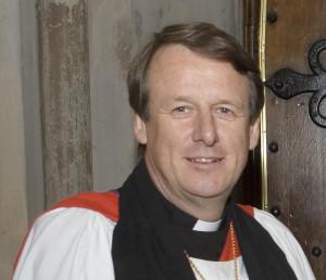 The Revd Canon Kenneth Kearon.