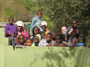 Clare in South Africa