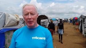 Trócaire chairman Éamonn Meehan