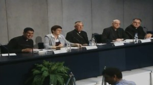 Ab Martin at Rome Synod briefing