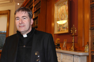 Fr Damian McNeice
