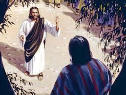 Jesus and zacc