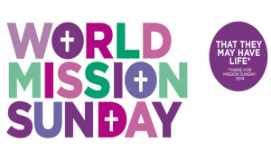 World Mission Sunday 2014